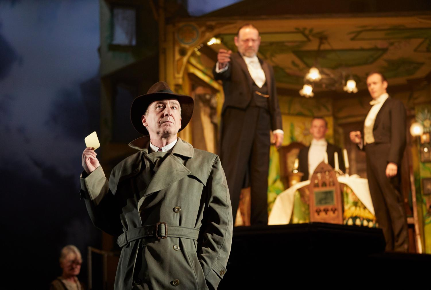 """""""An Inspector Calls"""" is at Emerson Cutler Majestic Theatre in Boston from March 14-24, 2019."""