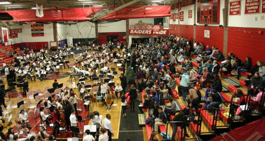 Bandarama 2019 brings together all of Watertown's student musicians