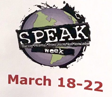 Speak Week 2019 will try to help connect the dots at WHS