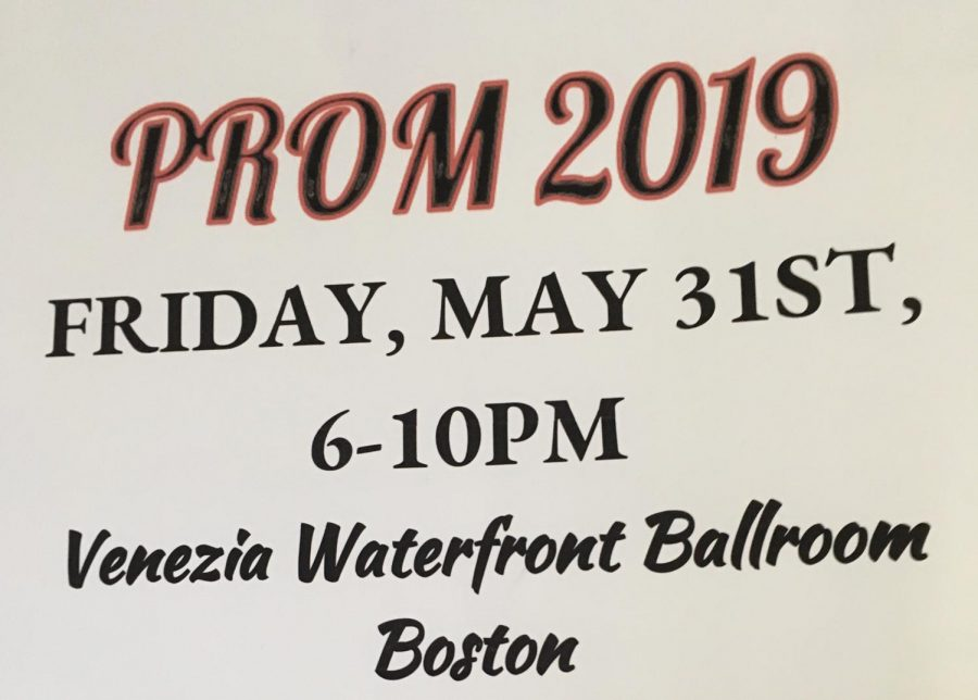 Everybody's excited for the prom!