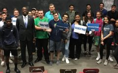 Presidential candidate Wayne Messam visits Watertown High