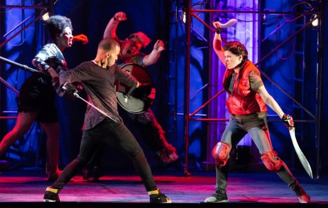 """The Percy Jackson Musical"" an electric experience for any theater-goer"