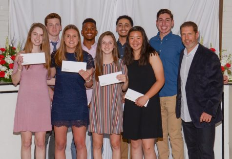 2019 Watertown High School senior award and scholarship winners