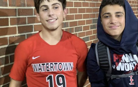 Late drama as Watertown boys' soccer bests rival Melrose