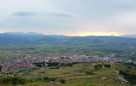 Returning home to Albania
