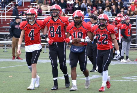 Watertown football wins final home game of 2019
