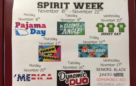Spirit Week dawns on Watertown High School