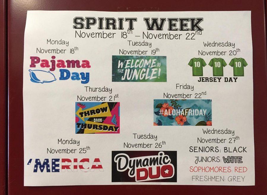 Spirit+Week+dawns+on+Watertown+High+School
