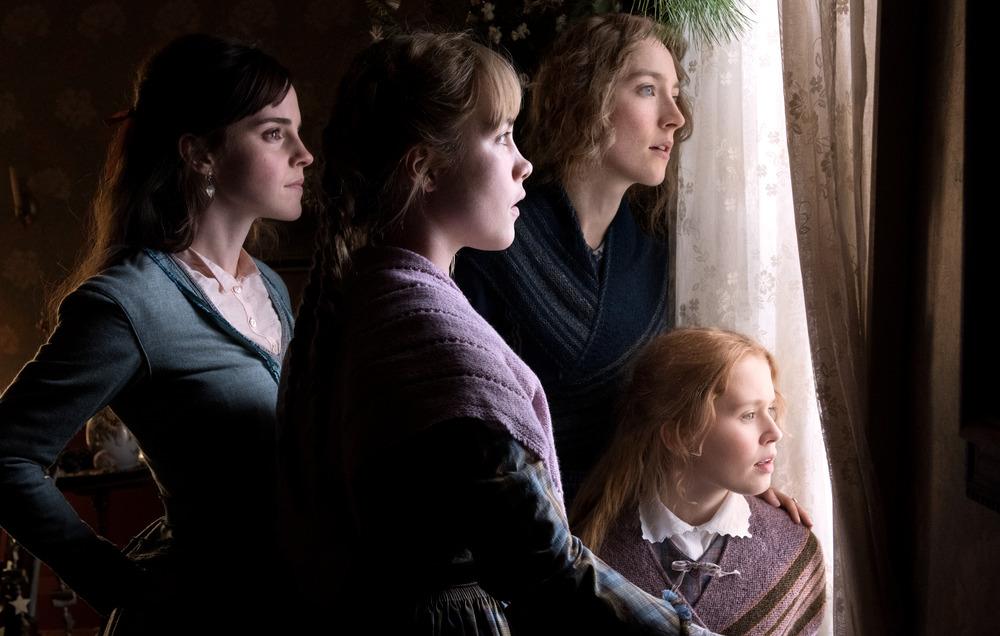 Emma Watson, Saoirse Ronan, Florence Pugh, and Eliza Scanlen star in