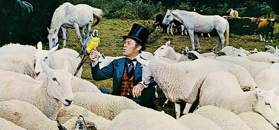 Rex+Harrison+played+the+original+title+character+in+%22Doctor+Dolittle%22+in+1967.