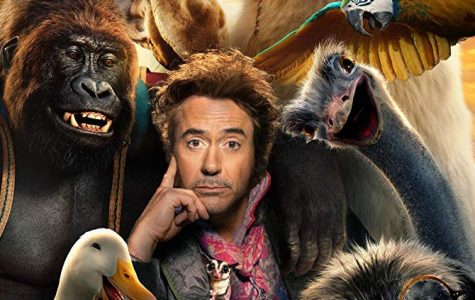 Robert Downey Jr. plays the title role in