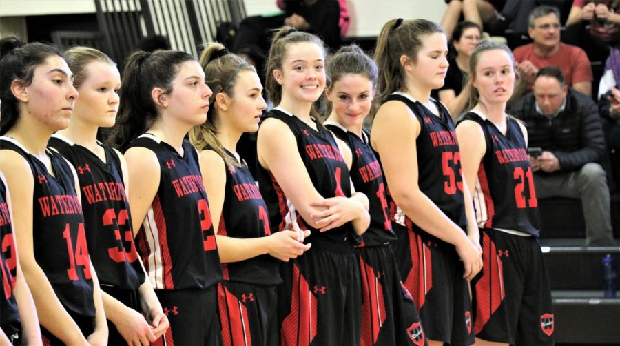 The+Watertown+High+girls%27+basketball+team+defeated+host+Latin+Academy%2C+46-36%2C+in+the+first+round+of+the+MIAA+Division+3+North+tournament+Monday+night.