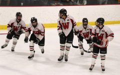 Watertown defeated Rockport/Manchester-Essex, 3-1, in the first round of the MIAA Division 3 North hockey tournament Thursday, Feb. 27, 2020, in Woburn.