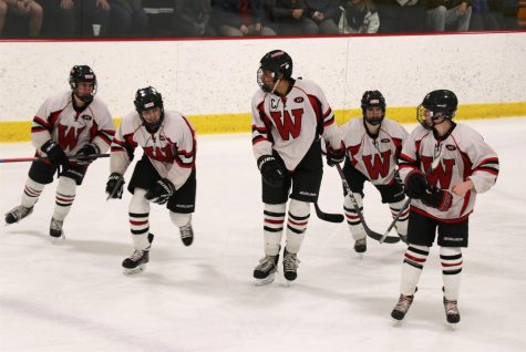 Watertown KO's Rockport in hockey tourney opener