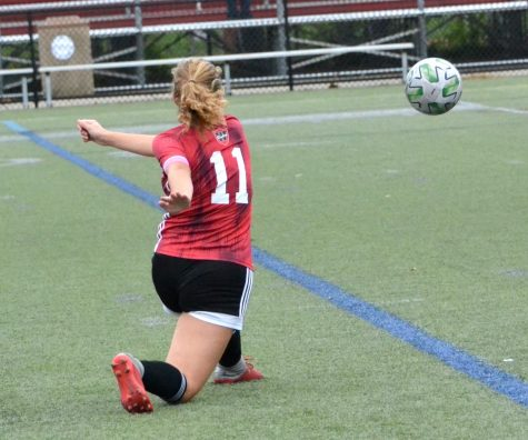 Watertown girls' soccer gets a kick out of Senior Day