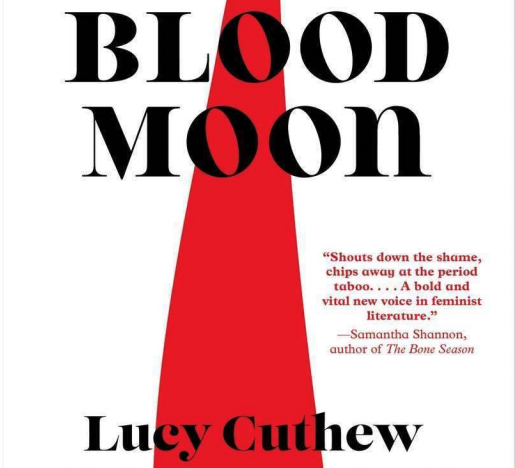 "Lucy Cuthew captures truths about high school life in ""Blood Moon"""