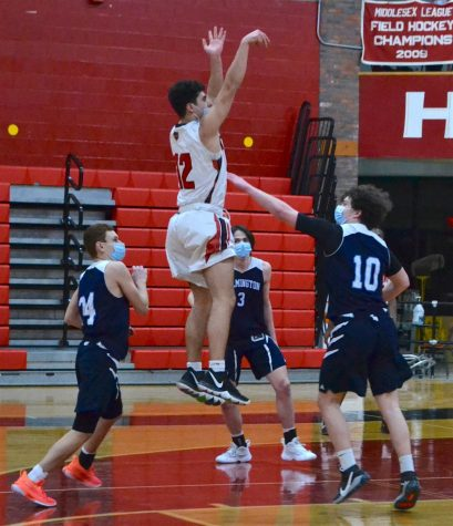 Watertown boys' basketball gets the jump on Wilmington