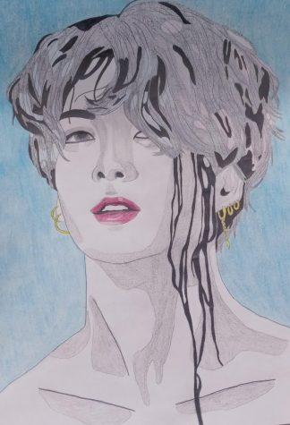 Art by Israela Journette
