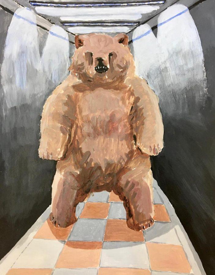 Art by Harriet Neeley