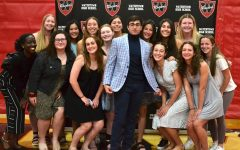 Scenes from Watertown High School's Senior Awards and Scholarship Night on May 27, 2021.