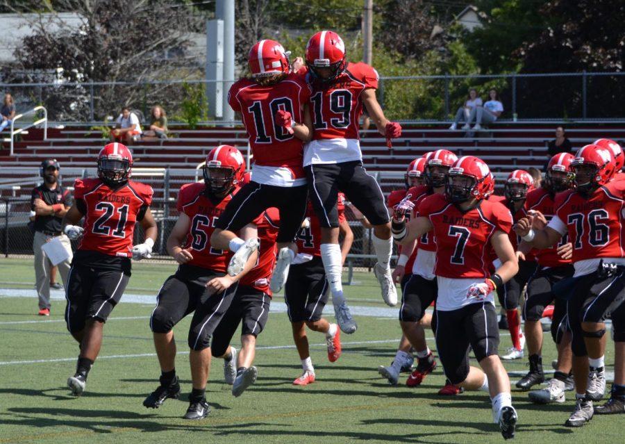 Watertown High football kicks off 2021 season with victory