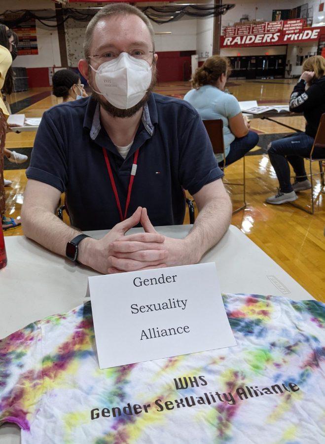 Sean Morris Gender-Sexuality Alliance (GSA)