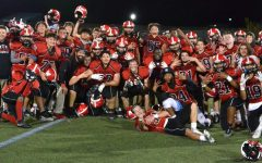 Scenes from the Watertown High football teams 14-7 win over visiting Burlington on Oct. 1, 2021, at Victory Field.