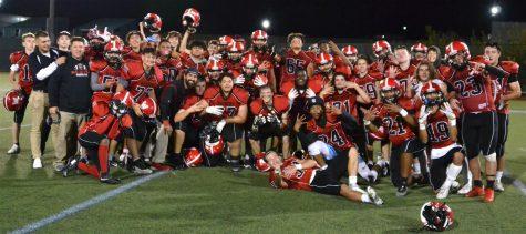 Watertown High football downs Burlington