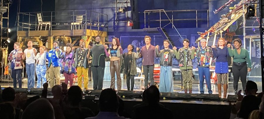 """""""Rent"""" stands test of time in return to Boston"""